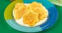 Десерт «Квітучий апельсин»