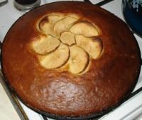 Десерт «Яблучний сир»
