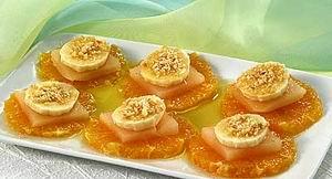Десерт медовий