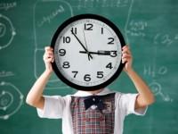 Дітворі про час і годиннику