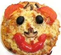 Дитяча піца на кефірі «Любимая»