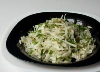 Дитячий капустяно-яблучний салатик