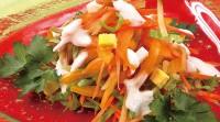Дитячий салат «Ілля Муромець»
