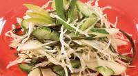 Дитячий салат «Коза-дереза»