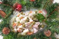 Дитячий салатик «Майже Олів'є»