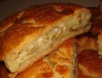 Дитячий сирний пиріг «Ніжний»