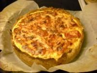 Дієтичний овочевий пиріг