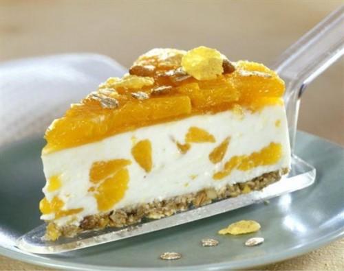 Для фігури малонебезпечні: низькокалорійні йогуртові торти