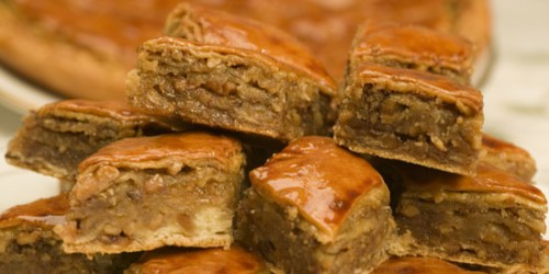 Домашні десерти: східні солодощі з тіста