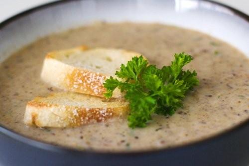 Домашні супи-пюре для здоров'я та краси