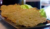Домашні сирні чіпси