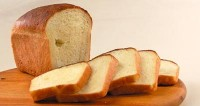 Домашній білий здобний хліб