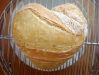 Домашній хліб до Дня святого Валентина
