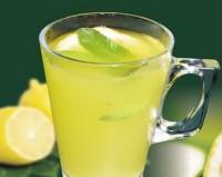 Домашній лимонний сироп
