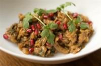 Домашня овочева ікра з баклажанів
