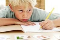 Якщо у дитини дисграфія