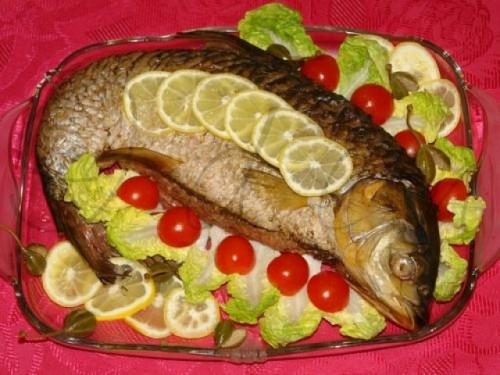 Фарширована риба