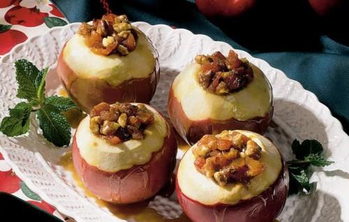 Фаршируємо яблука - корисні і смачні десерти