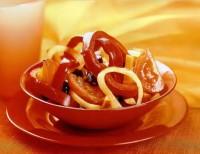 Квасолевий салат «по-грецьки»