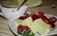 Фісташково-йогуртовий десерт
