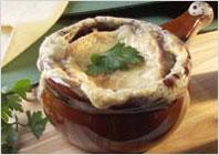 Французький цибульний суп