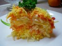 Французький салат «15 хвилин»