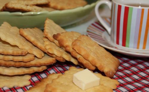 Французьке печиво з ароматом вершкового масла