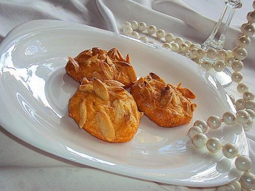 Французьке сирне збите печиво