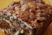 Фруктово-горіховий хліб