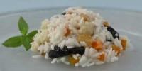 Фруктово-овочевий плов