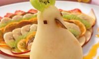 Фруктовий десерт «Павич»