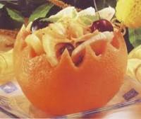 Фруктовий салат «Для кролика»