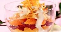 Фруктовий салат «Екзотика»