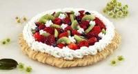 Фруктовий торт «Літній»