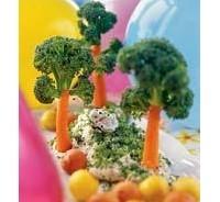 Гарнір з овочів «Овочевий садок»
