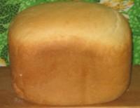 Гірчичний хліб на молоці
