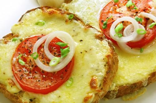 Гарячі бутерброди як повноцінний обід