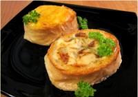 Гарячі бутерброди з рибою