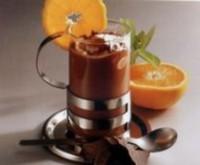 Гарячий шоколад «Апельсиновий»