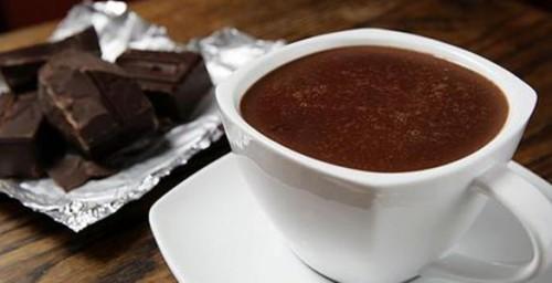Гарячий шоколад - готуємо самі