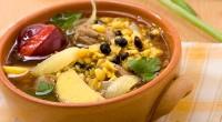 Гороховий суп з бараниною
