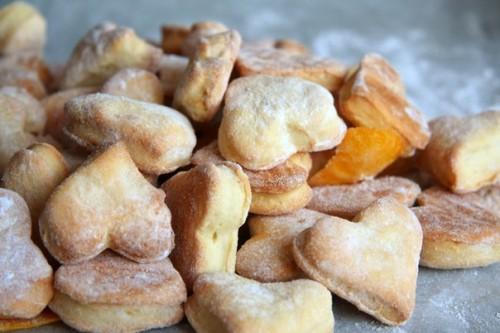 Готуємо ніжне печиво на сметані