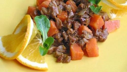 Яловичина з фруктами: 6 рецептів
