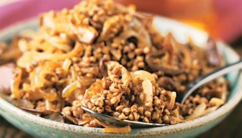 Гречана каша - корисні страви на кожен день