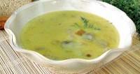 Грибний суп по-мисливські