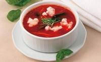 Грибний суп з чорносливом