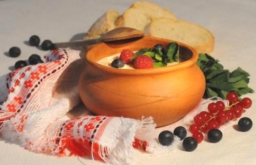 Гур'ївська каша: приготування імператорського блюда