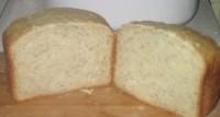 Хліб на геркулесовой каші