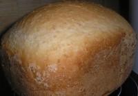 Хліб на манній крупі з кунжутом