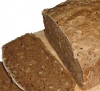 Хліб пшеничний на солоді «Три богатирі»